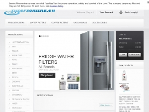 Do you know what is the fridge water filter?